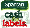 Spartan Cash for labels